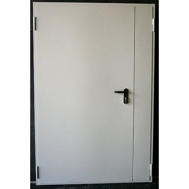 Двери  железные (эконом), заказать недорого по низким ценам.