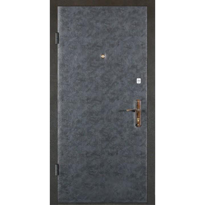 """Двери  железные стандарт """"плюс"""" (утепленная, кожвенил с двух сторон), заказать недорого по низким ценам."""