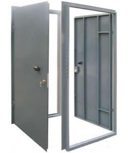 Двери  железные (эконом)