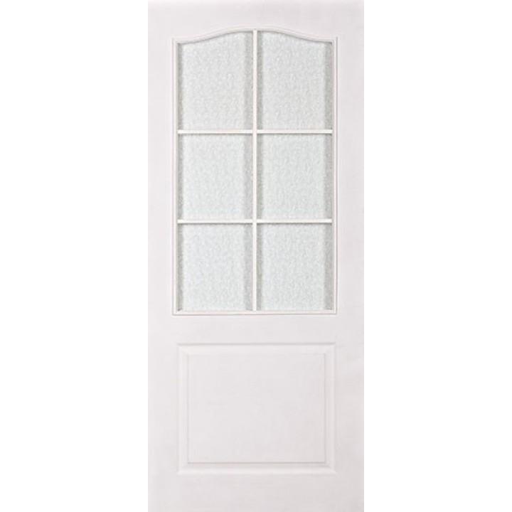 двери МДФ классик  грунтованная с рамкой без стекла, заказать недорого по низким ценам.