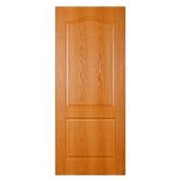 двери МДФ  классик глухая ламинированная