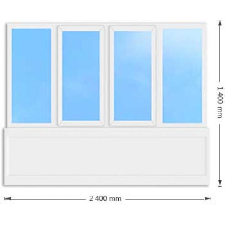 Балкон  WDS-500, заказать недорого по низким ценам.